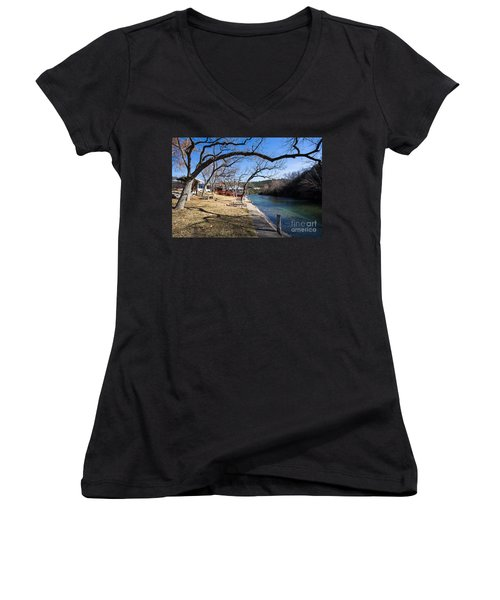 We Are Trees And We Are Life Women's V-Neck