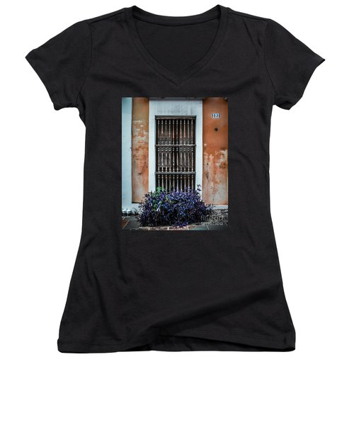 Window 53 Women's V-Neck (Athletic Fit)