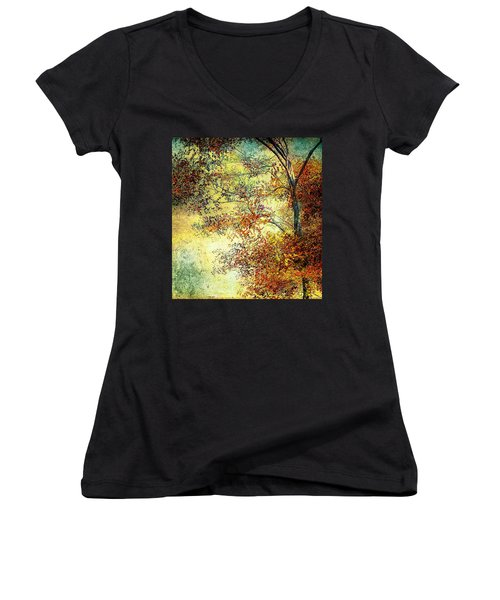 Wondering Women's V-Neck T-Shirt