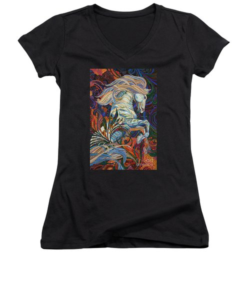 Wuthering Heights Women's V-Neck T-Shirt