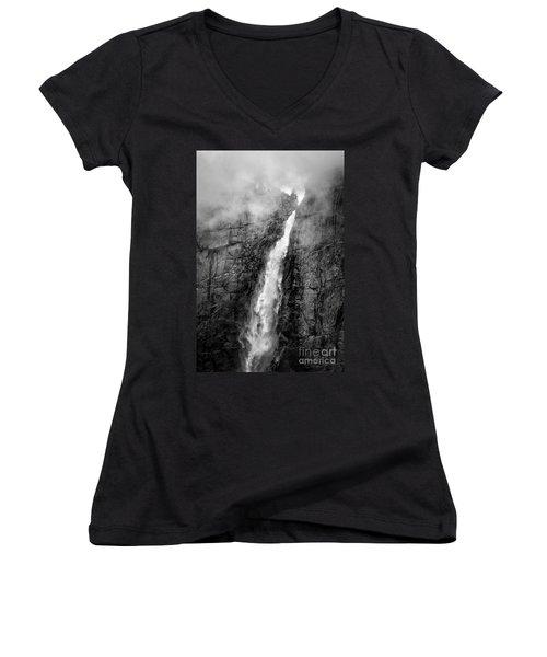 Yosemite Fall Women's V-Neck