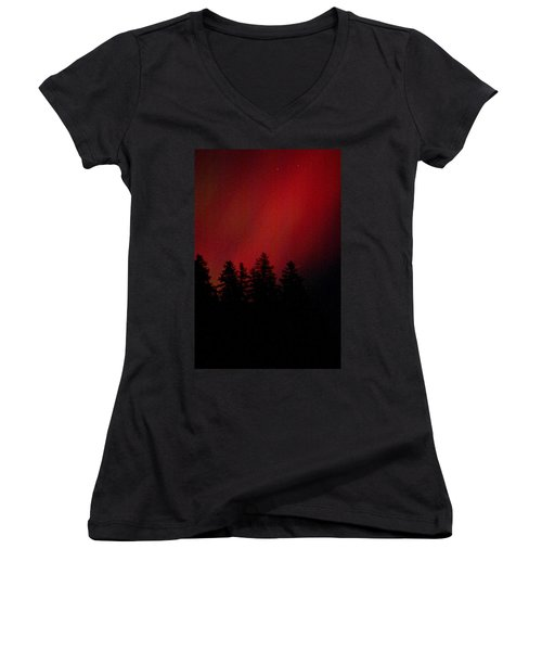 Aurora 02 Women's V-Neck
