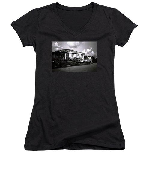 Baghdad Women's V-Neck T-Shirt