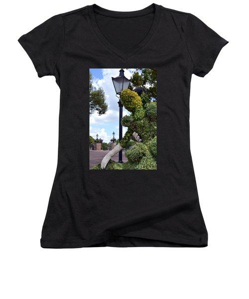 Cinderella Waltz Women's V-Neck T-Shirt