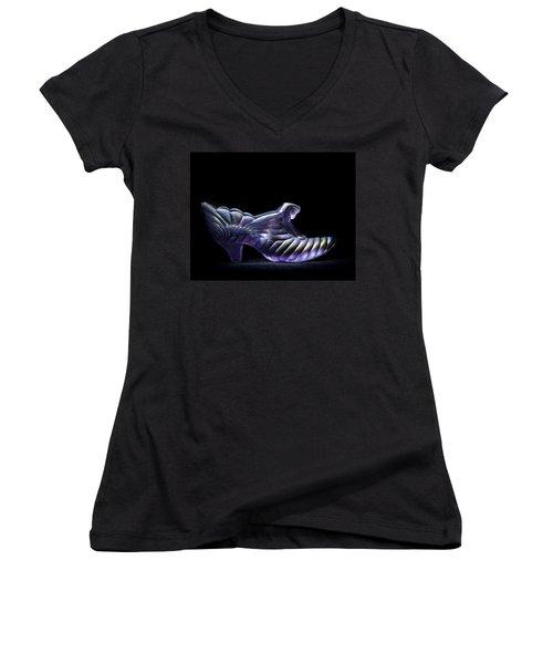 Cindy's Slipper Women's V-Neck T-Shirt