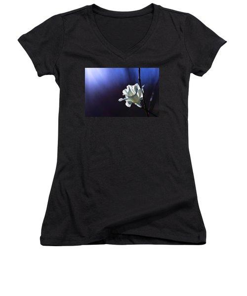 Daffodil Light Women's V-Neck