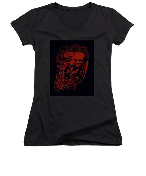 Decreation Women's V-Neck T-Shirt