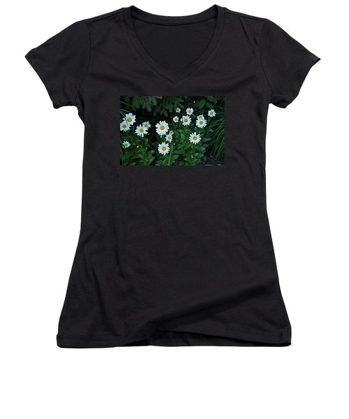 Eyes Women's V-Neck
