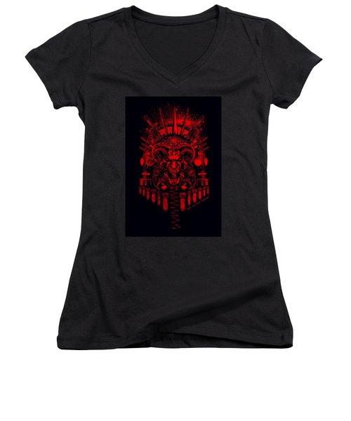 Hell Is Ur Choice Women's V-Neck T-Shirt
