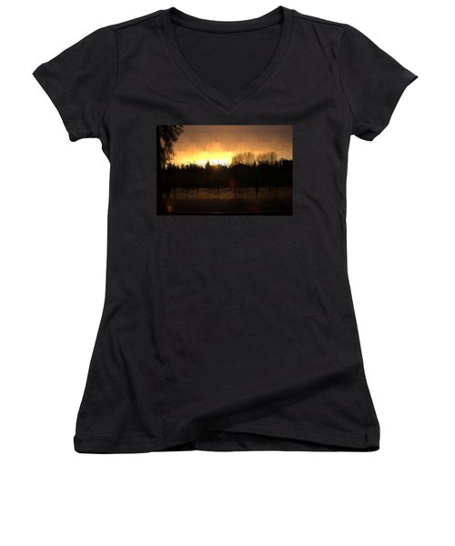 Insomnia II Women's V-Neck T-Shirt