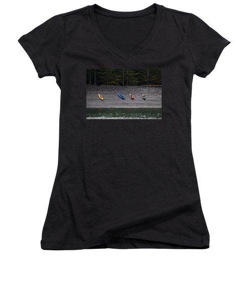 Kayak Shore Women's V-Neck