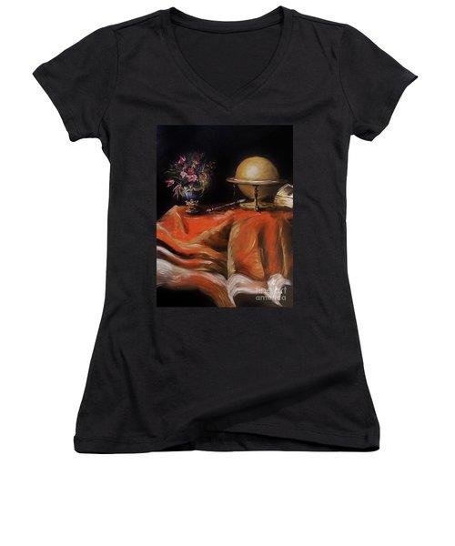 Magical Beginnings Women's V-Neck T-Shirt