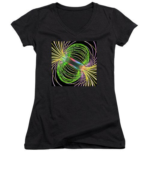 Magnetism 5 Women's V-Neck