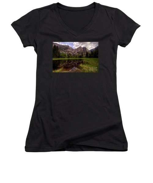 Majestic Reflections Women's V-Neck (Athletic Fit)
