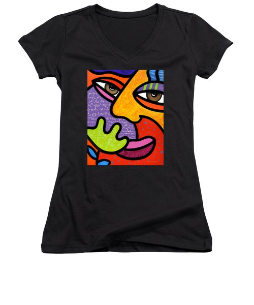 Maxine Women's V-Neck T-Shirt