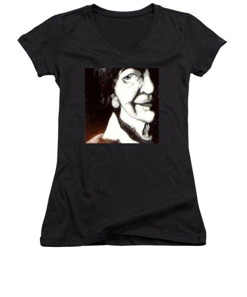 Mother Women's V-Neck T-Shirt