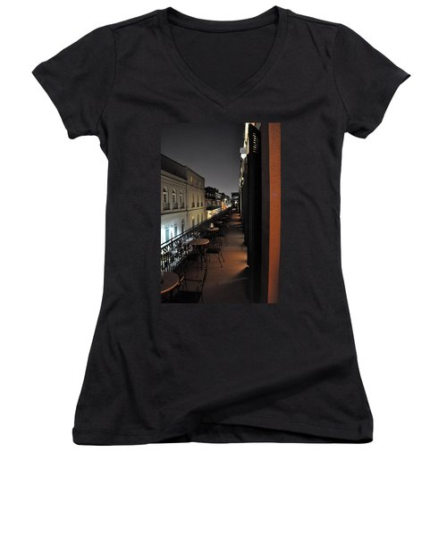 Muriel's Mp Women's V-Neck (Athletic Fit)