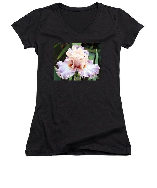 Pastel Variations Women's V-Neck T-Shirt