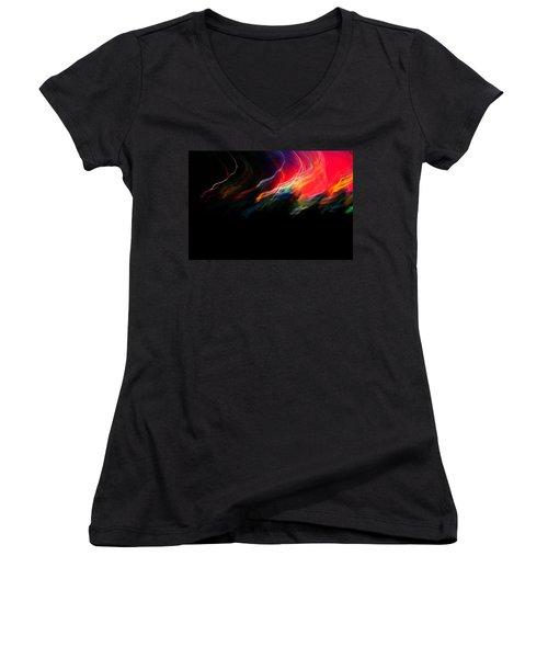 Relentless Women's V-Neck T-Shirt
