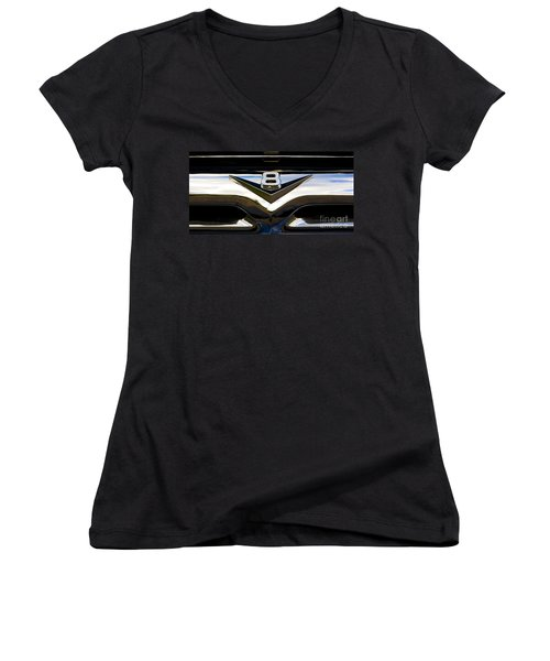 Should Have Had A Vee Eight Women's V-Neck (Athletic Fit)