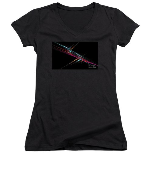 Sparks Women's V-Neck T-Shirt