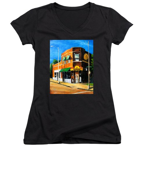 Sun Studio - Day Women's V-Neck