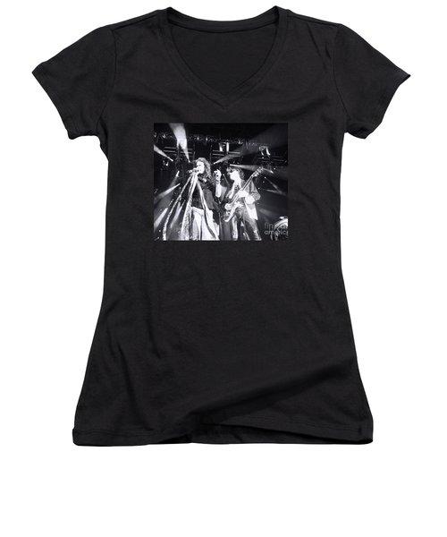 The Boyz Women's V-Neck T-Shirt