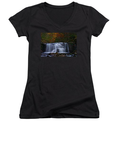 Waterfall Svitan Women's V-Neck (Athletic Fit)