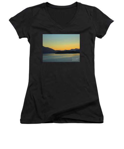 Alaska2 Women's V-Neck T-Shirt