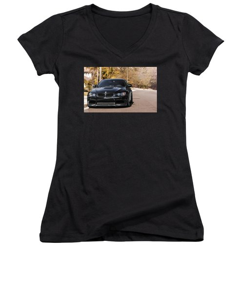 Bmw M3 Women's V-Neck