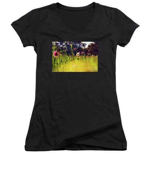 Everlastings I Women's V-Neck T-Shirt