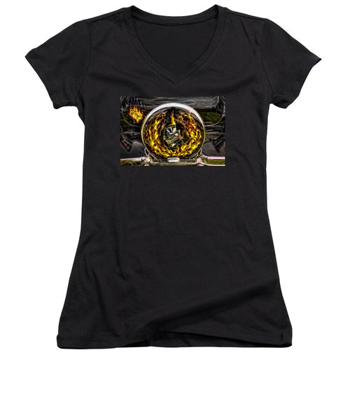 Evil Ways Women's V-Neck T-Shirt