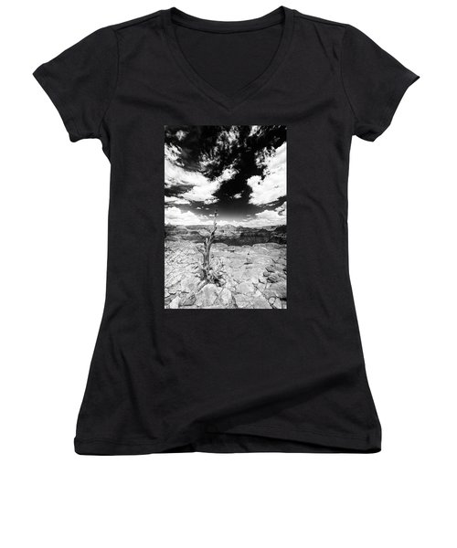 Grand Canyon Landscape Women's V-Neck