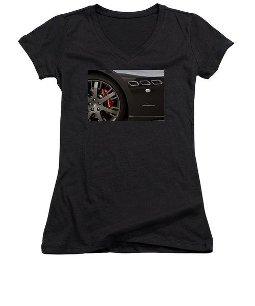 Granturismo Women's V-Neck T-Shirt