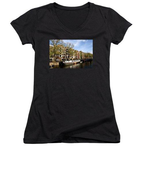 Prinsengracht Women's V-Neck