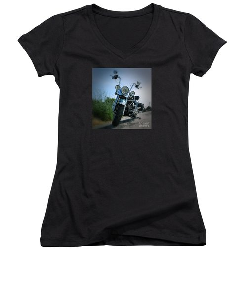 Sugar Women's V-Neck T-Shirt