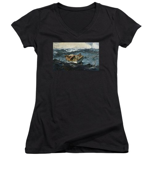 The Gulf Stream Women's V-Neck