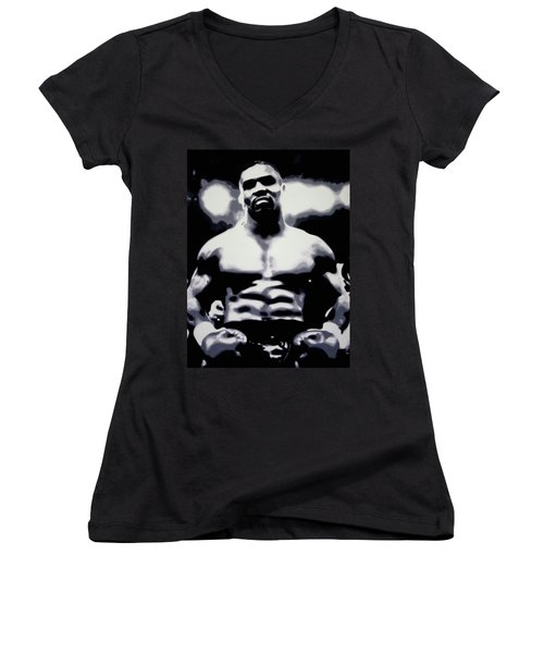 Tyson Women's V-Neck T-Shirt