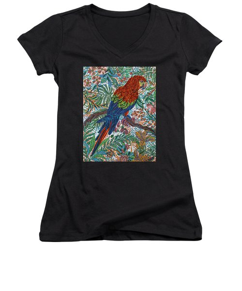 Unpaired Women's V-Neck (Athletic Fit)