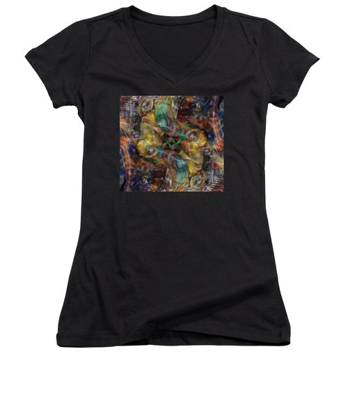 Water Women's V-Neck