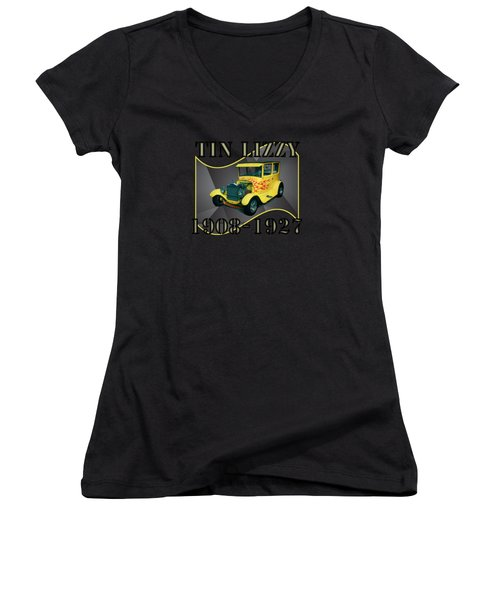 1927 Ford Model T Women's V-Neck