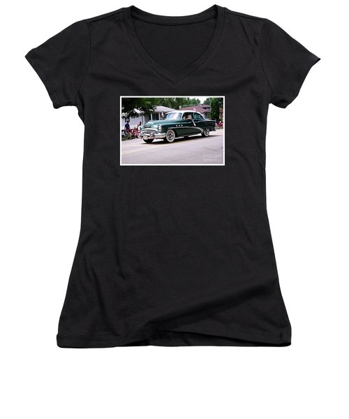 1953 Buick Special Women's V-Neck