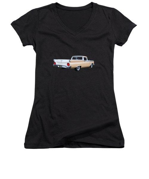 1959 Ford Ranchero 1st Generation Women's V-Neck
