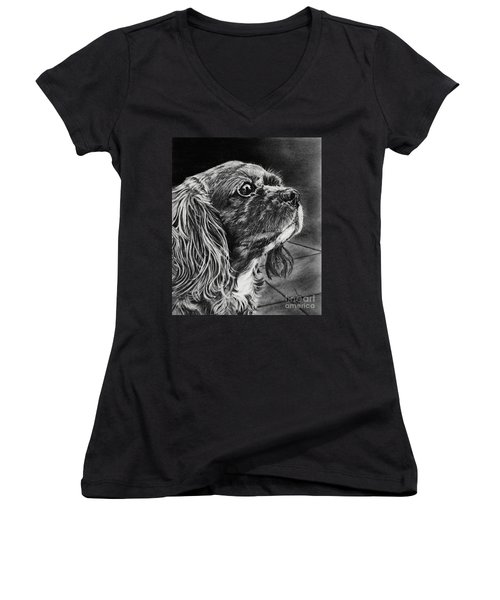 Cavalier II Women's V-Neck T-Shirt