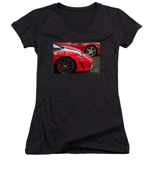 2 Of A Kind Women's V-Neck T-Shirt