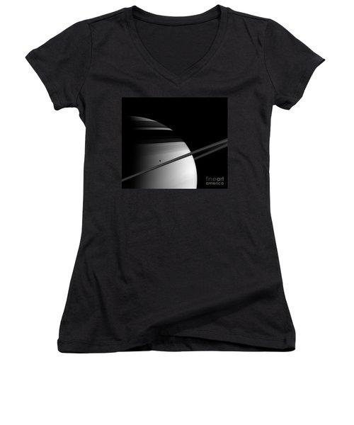 Saturn Women's V-Neck