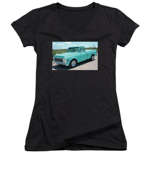 Chevrolet Women's V-Neck