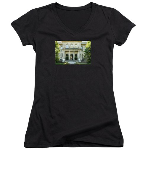 The Rosecliff Women's V-Neck (Athletic Fit)