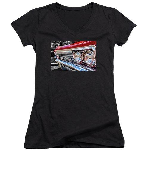 '66 Chevrolet Impala Ss Women's V-Neck