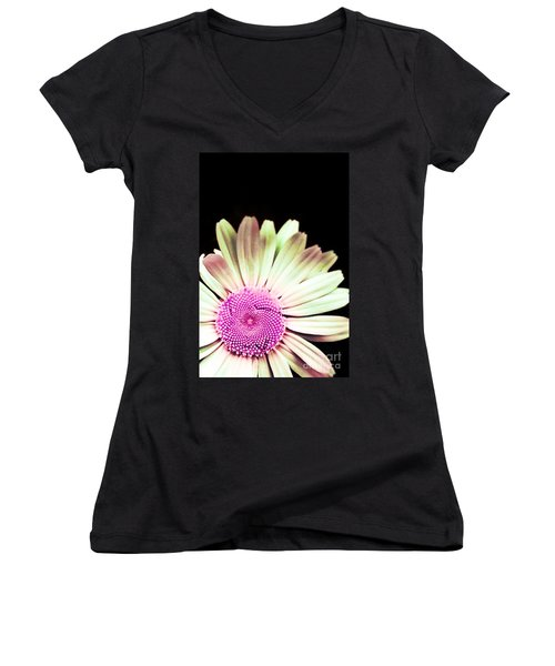 A Different Shade Of Michaelmas Women's V-Neck